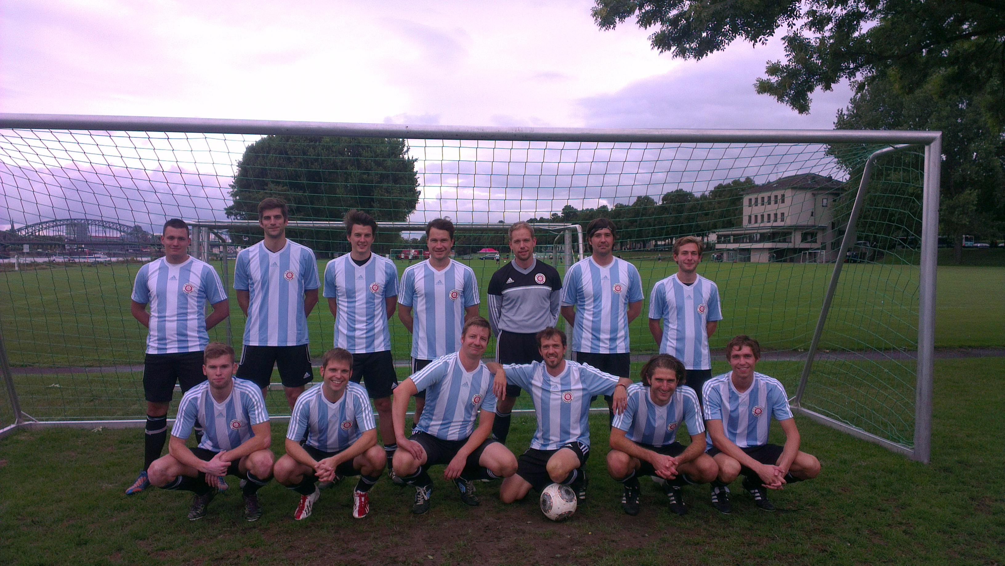 MANNSCHAFTSBILD DER TC Aschesport 2012